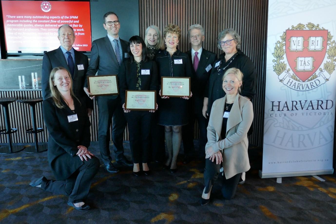 2017 HCV Non-Profit Fellowship Presentations